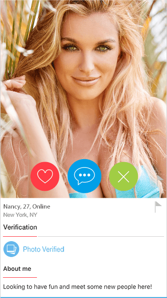 Easy to hook up with hot singles
